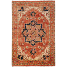 Load image into Gallery viewer, Luxury Zeus Rust & Khaki Rug