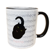 Herro - Coffee Mug - Sublime Feline