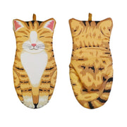 Cat Paws Oven Mitt - Sublime Feline