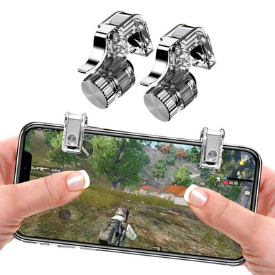 Rovtop Metal Gamepad PUBG Mobile