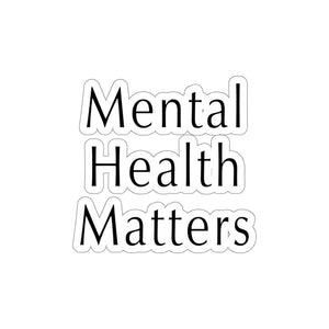 "Open image in slideshow, ""Mental Health Matters"" Sticker"