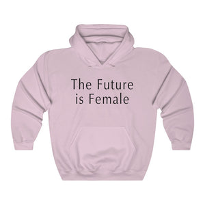 "Open image in slideshow, ""The Future is Female"" Hoodie"