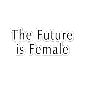 "Open image in slideshow, ""The Future is Female"" Sticker"