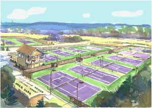 Bruton-Guerry Tennis Center