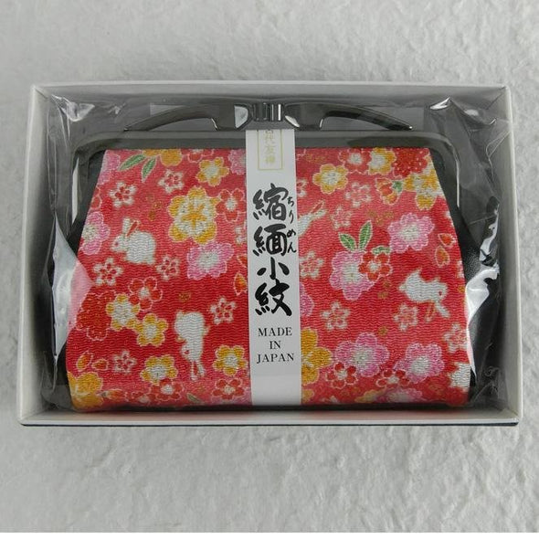 Double clutch wallet in gift box - Pac West Kimono