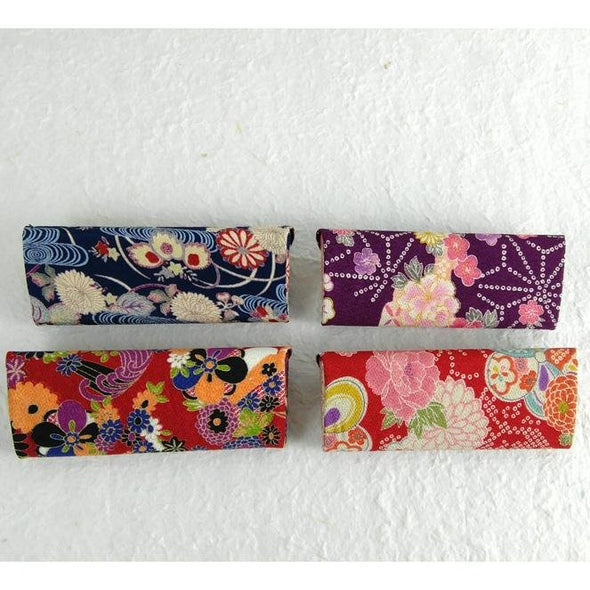 Eye Glasses Case with Magnetic Closure - Pac West Kimono