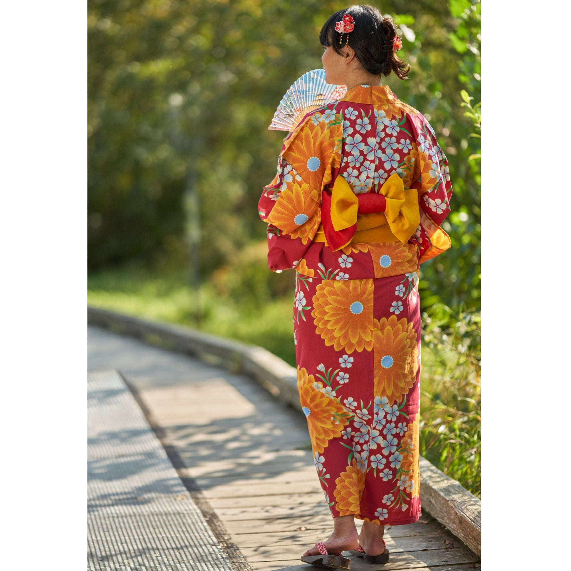 Cute Cotton Yukata Choose Your Size And Design MADE TO ORDER
