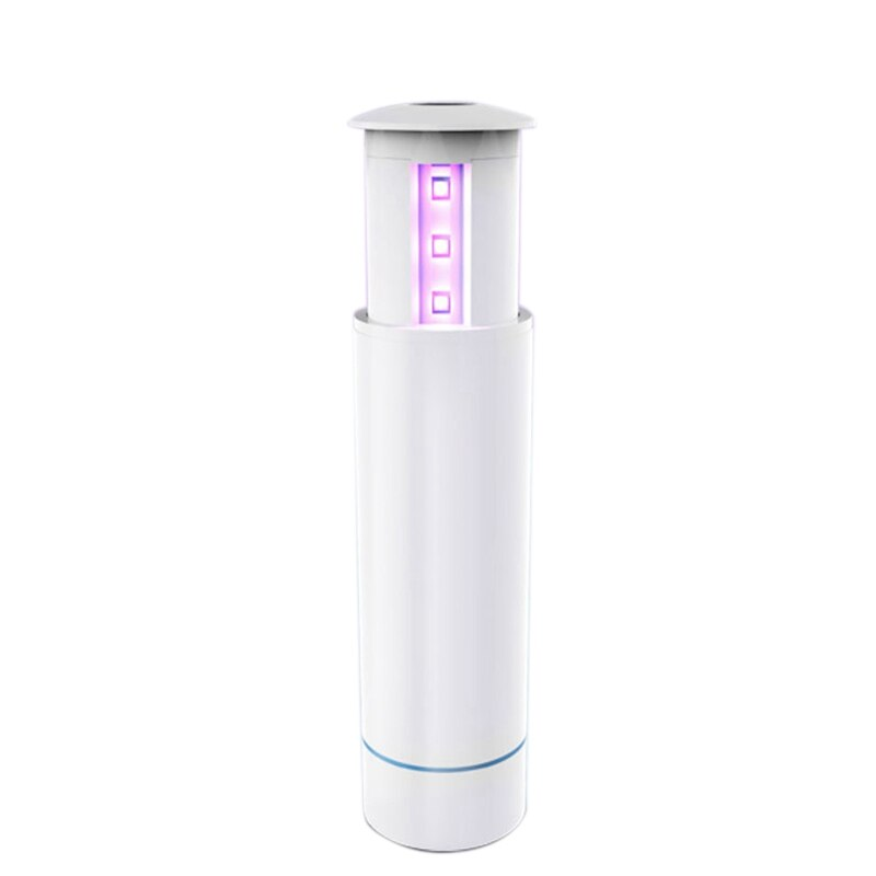 Multifunctional LED Ultraviolet Disinfection Lamp Flashlight Lighting 265-280Nm Ultraviolet