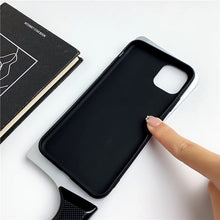 Load image into Gallery viewer, 3D Cartoon Kitchen knife Phone Case For iPhone 11 Case SE 11Pro Max Xs Max 7 8 Plus Funny Kitchen Knife Shape Pattern Soft Cover