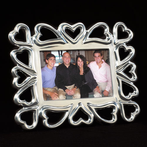 Inspired Generations Heart-to-Heart Picture Frame