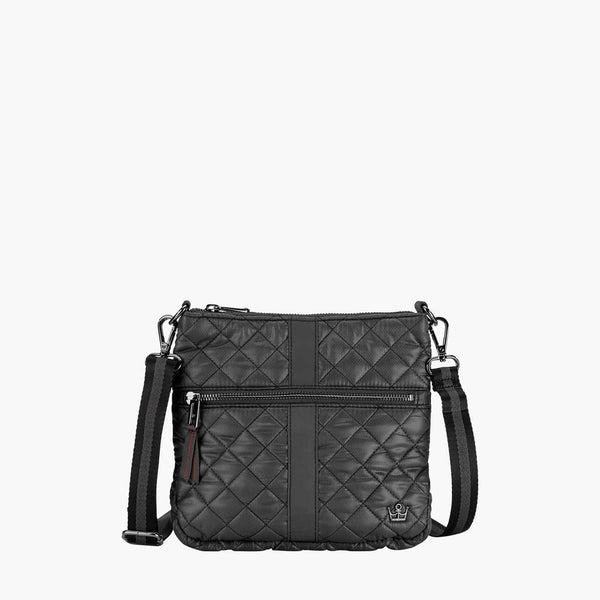Oliver Thomas Kitchen Sink Cell Crossbody in Graphite