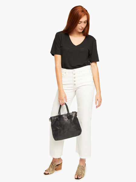 Able Rachel Crossbody Tote in Black