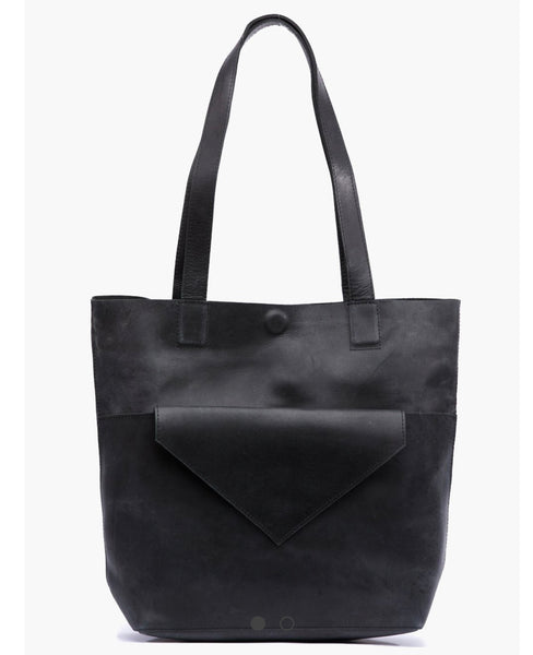 Able Solome Tote in Black