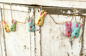 Easter Bunny Garland
