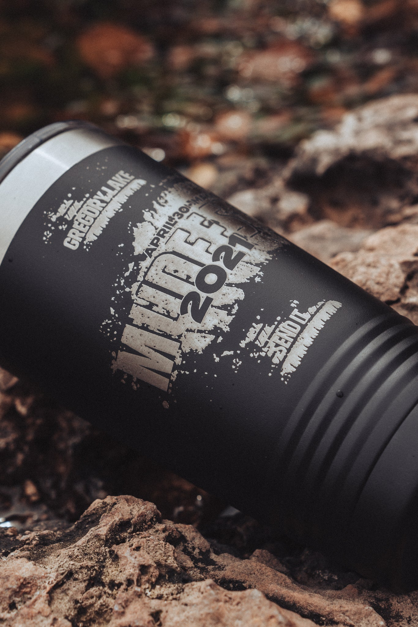 Official MudFest 2021 Tumbler