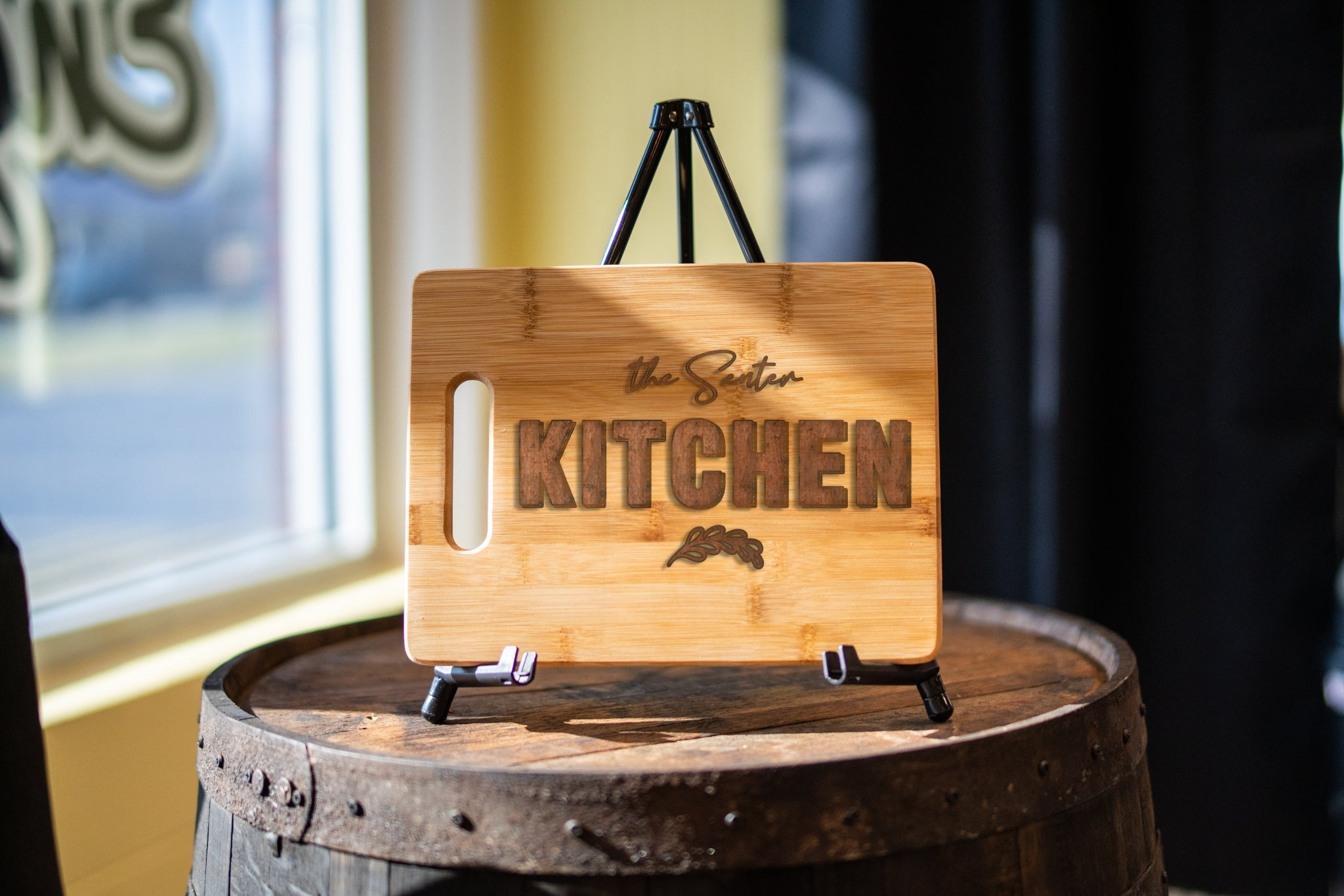 Your Kitchen Cutting Board