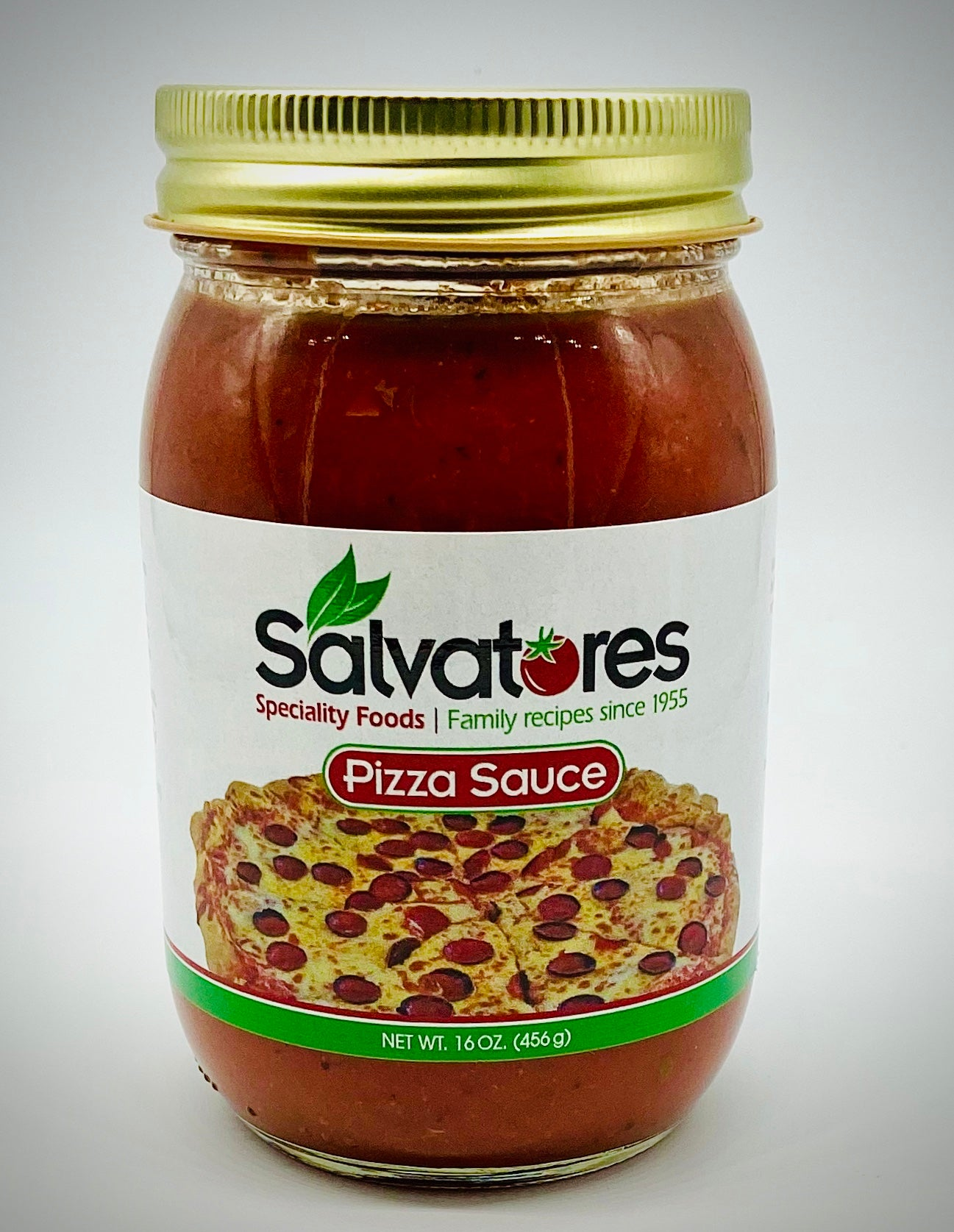 Salvatore's Pizza Sauce
