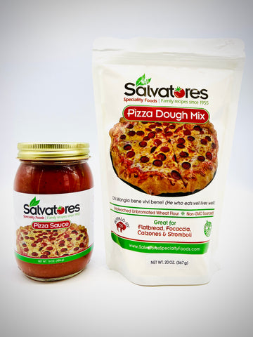 Salvatore's Pizza Kit