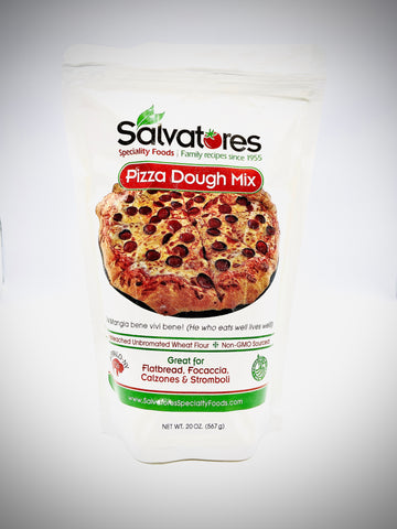 Salvatore's Gourmet Pizza Dough Mix