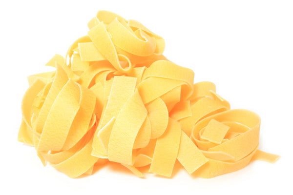 Fresh Made Frozen Artisan Pappardelle Pasta