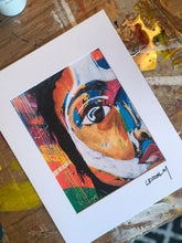 "Load image into Gallery viewer, ""Uncover Me"" Mini Print"