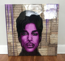 "Load image into Gallery viewer, ""Prince"" Original Painting 36x36"