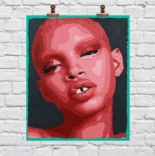 "Load image into Gallery viewer, ""Slick Woods"" Mini Print"