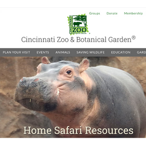 Home Safari (Cincinnati Zoo & Botanical Garden)