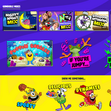 Load image into Gallery viewer, GoNoodle
