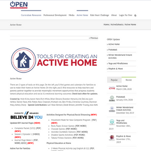 OPENPhysEd