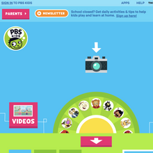 Load image into Gallery viewer, PBS Kids