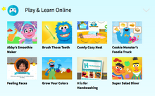 Load image into Gallery viewer, Sesame Street: Caring for Each Other
