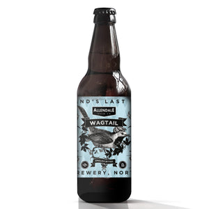 Case of 12 x 500ml Wagtail 3.8%