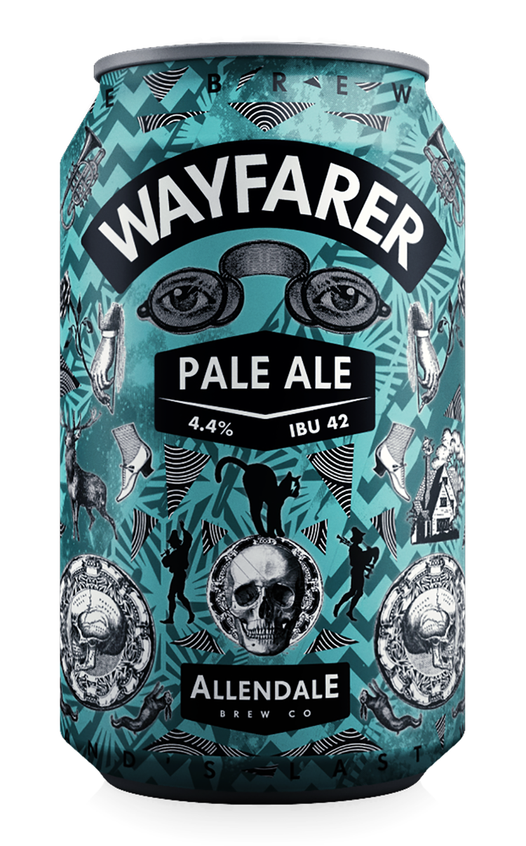 Case of 12 x 330ml Wayfarer 4%