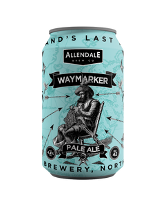 Case of 12 x 330ml Waymarker 5.5%