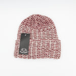 two colour wool hat