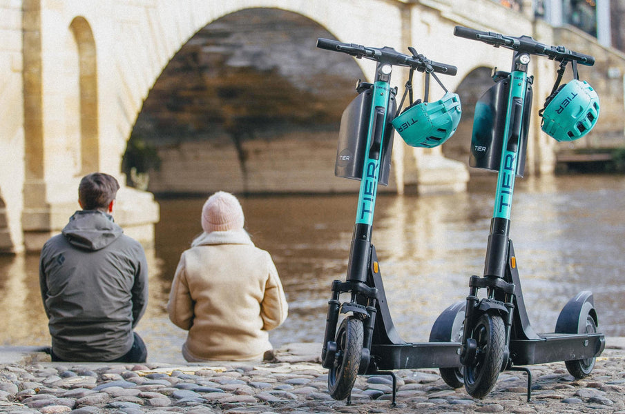 York e-scooter scheme expanded to include e-bikes