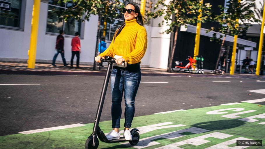 The rise of the E-Scooter-Is this the future of Transport?