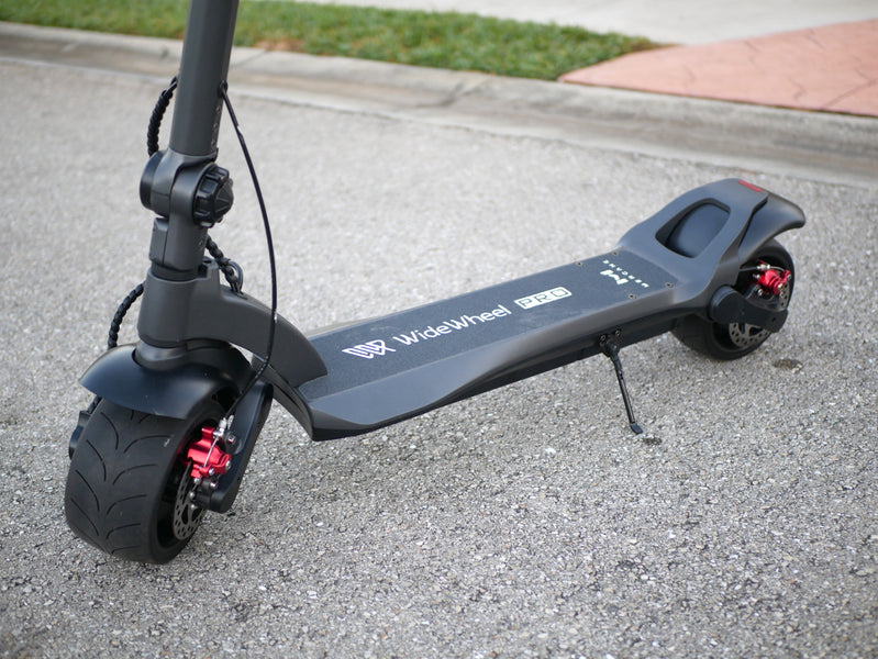 2020 WideWheel Pro review: One of the best e-scooters just got even better