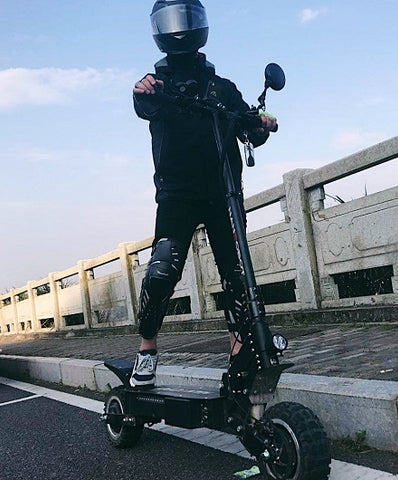 nanrobot d6+ electric scooter