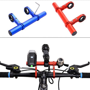 Electric Scooter or bike handle bar extender
