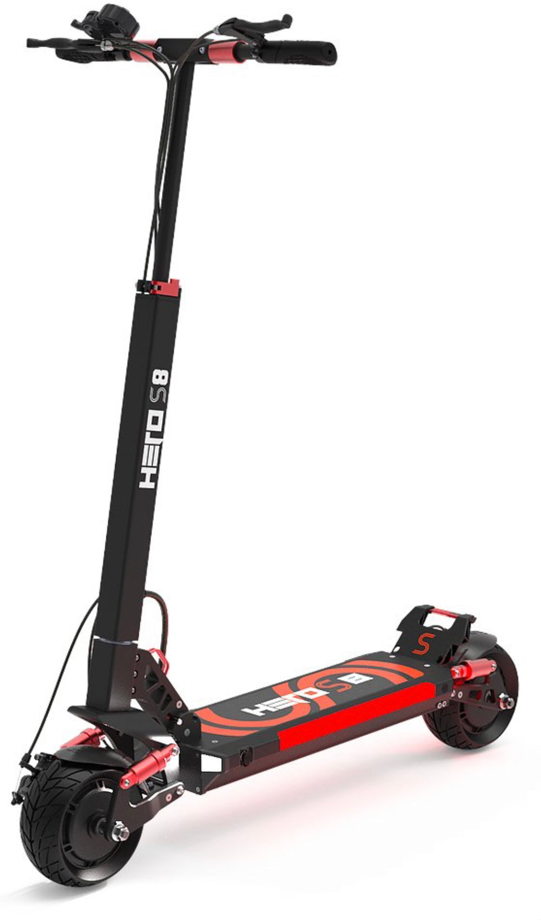 Hero S8 -Electric Scooter 2 year warranty UK Supplier