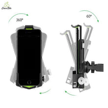 Load image into Gallery viewer, RockBros Mobile phone holder for electric scooter or bike
