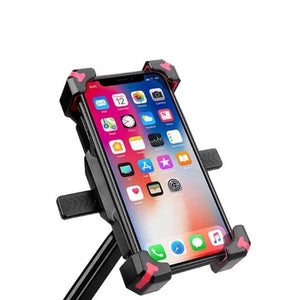 Shockproof mobile phone holder case for electric scooter or E bike