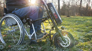 Techlife Electric wheelchair extension S1