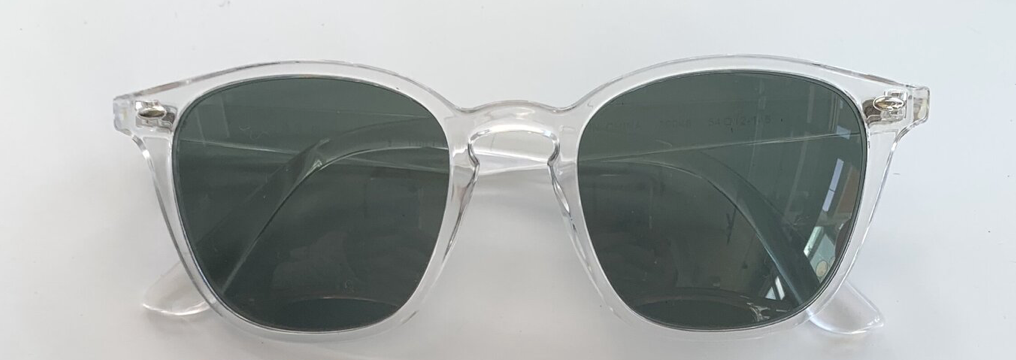 AJ Morgan 'P. Edwards' Rectangular Sunglasses