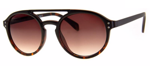 AJ Morgan 'Squad Leader' Aviator Sunglasses