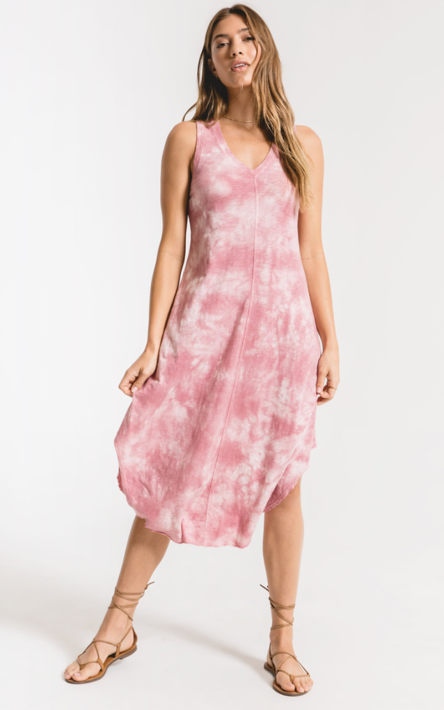 Z Supply 'Cloud Tie-Dye Reverie Dress'