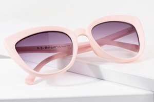 AJ Morgan 'Sweet Stuff' Cat-Eye Sunglasses