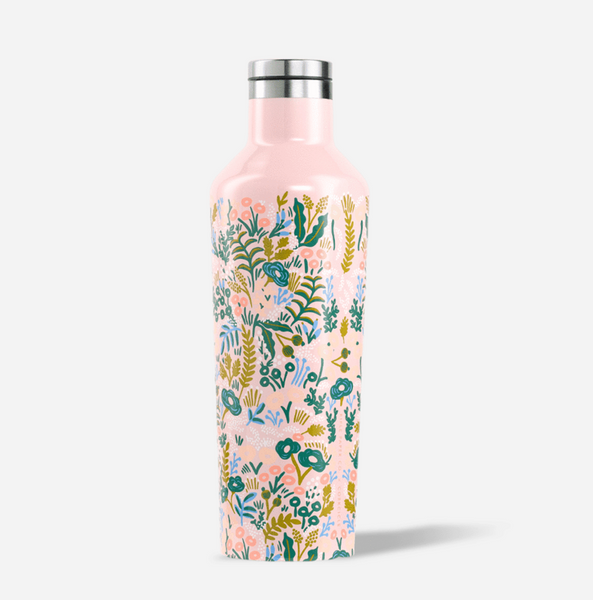 Corkcicle x Rifle Paper Co. Canteen
